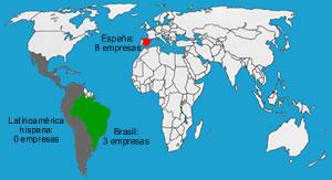 Latinoamérica hispana no tiene registrars acreditados ante el ICANN